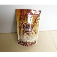 Quality plastic bag coffe bag stand up bag with valve wholesale