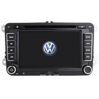 Quality VW Universal  Leon SKODA Octavia Android 9.0 Centrais Multimed with GPS Support Original vehicle information VWM-7688GDA wholesale