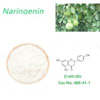 Quality Anti Inflammatory And Antioxidant Naringenin White Powder For Cosmetics and Food wholesale