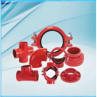 China Ductile Iron Flange Adaptor Fitting for Building Project on sale