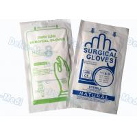 Quality Medical Hospital Disposable Surgical Gloves , Soft Sterile Surgical Gloves wholesale