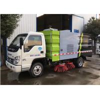 Quality Foton 5000  -6000 L Street Cleaning Vacuum Machine Truck For Trunk Roads wholesale