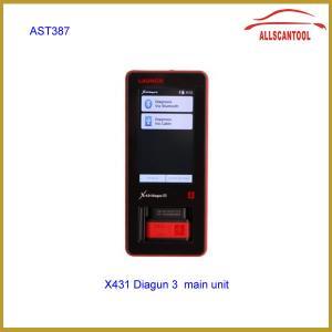 Original Launch X431 Scanner Diagun III Diagun 3 Update Online Vehicle Scan Tools