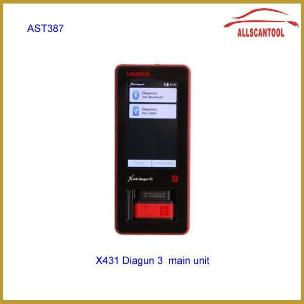 Cheap Original Launch X431 Scanner Diagun III Diagun 3 Update Online Vehicle Scan Tools for sale