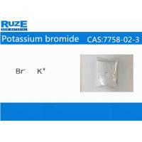 Quality Bromine Chemical 99.5% Assay Potassium bromideCAS: 7758-02-3 wholesale
