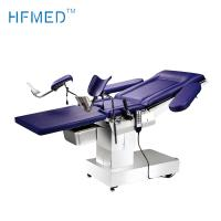 Quality Hydraulic Medical Delivery Table With Colorful Memory Mattress 1950mm Length wholesale
