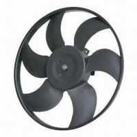 Buy cheap Radiator fan for Renault, with 200W rated power from wholesalers