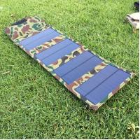 China 6W Mini Solar Panel Cell Phone Charger, 5V Outdoor Portable Solar Energy Phone Charger on sale