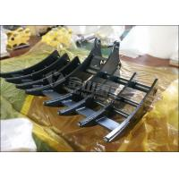 Quality Sand Clearing Excavator Root Rake Material Handling For Hyundai R210 R220 wholesale