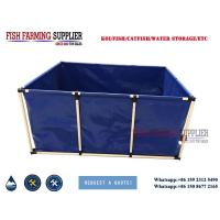 Cheap PVC Material Foldable Koi ponds, Koi Fish Ponds for sale