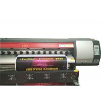 Quality Enjet 18s Eco Solvent Printing Machine For Outdoor Material , Vinyl Color Printer Equipment wholesale