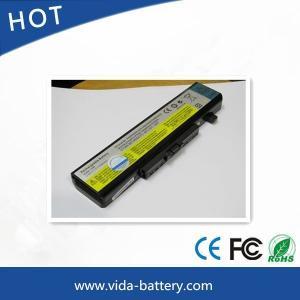 Quality New Model Laptop Battery for Lenovo Ideapad Y480 Y580 G480 G580 Z380, V480 wholesale
