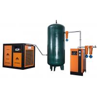China China Best Brand 11kw,15hp 8bar Screw Type Air Compressor With CE,ASME certificate on sale