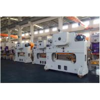 China 200 Ton Mechanical Press Machine , High Speed Press Machine For Blanking / Punching on sale