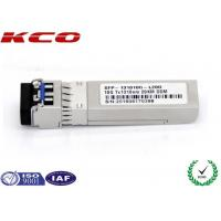 Quality Single Mode LC Duplex Port SFP Fiber Optic Transceiver Compatible CISCO wholesale