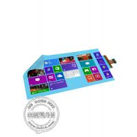 Buy cheap 43 Inch Interactive Touch Screen Kiosk Multi Touch Foil / Film Transparent from wholesalers