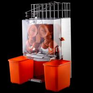 Quality Automatic Citrus Juicer Stainless Steel Panel Orange Juice Extractor wholesale
