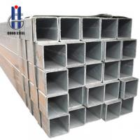 Quality Galvanized square steel tube-Steel tube,50*50mm-1000*1000 mm,JIS wholesale