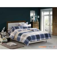 Quality Mens Turquoise 4 Piece Bedding Sets , 4 Piece Toddler Home Bedding Sets wholesale