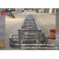 Quality Customized Outdoor Concert Stage Lighting Truss / Aluminum Triangle Truss wholesale