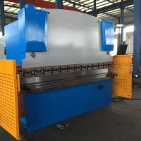 China 63 Ton Full Automatic CNC Hydraulic Sheet Metal Press Brake Machine on sale