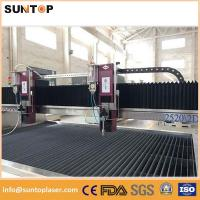 Quality Magnesium alloy metal water jet cutting machine with multiple heads wholesale