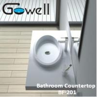 Quality Acrylic Solid Surface Bathroom Countertop wholesale