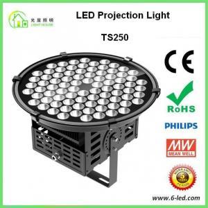 Quality Ac 85-277v 250 Watt Led High Mast Lighting 120lm / W High Output wholesale