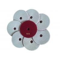 China Diamond Resin Polishing Pads Special For Dry Polishing with Marble on sale