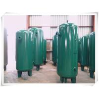 Quality High Pressure Carbon Steel Air Receiver Tanks For Diesel Protable Air Compressors wholesale