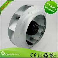 Quality AC Centrifugal Exhaust Fan Blower With Backward Curved Blades For Floor Ventilation wholesale