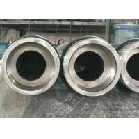China Industrial Hollow Piston Rod , Hard Chrome Plated Piston Rod For Hydraulic Cylinder on sale