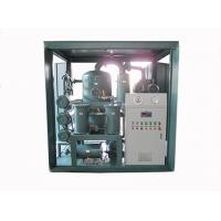 Quality ZYD Double Stage Vacuum Insulating Oil Purifier wholesale