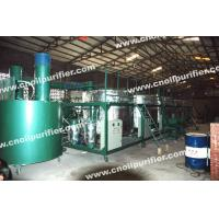 China NRY Used Motor Oil Recycling/car Oil regeneration/Ship oil Purifier machine on sale