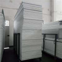 Quality 0.376mm grey white steel surface light weight eps sandwich panel 5500 x 1150 x 50mm wholesale