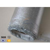 Quality Stainless Steel High Silica Fabric Fiberglass for Removable Aluminum Jacket wholesale