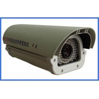 Quality 1 / 3 Sony CMOS 1.3 megapixel car License Plate Capture Camera Wide Dynamic wholesale