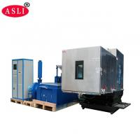 Quality Temperature Humidity Vibration Combined Environmental Test Chamber Climatic Testing System For Battery wholesale