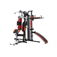 Quality Lat Pulldown Multi Gym Equipment Facility Training 6mm Diameter Strong Cable wholesale
