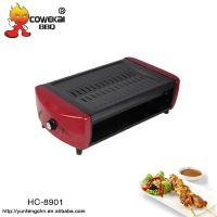 China Smokeless Indoor Electric Grill on sale