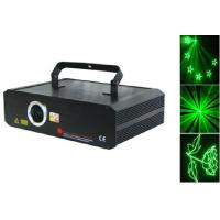 Quality 500MW Green Animation Laser Stage Lighting / Night Club Stage Laser Light wholesale