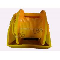Quality Customization Hydraulic Crane Winch 140KN 180KN For Workover / Oil Rig wholesale