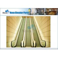 Quality Outdoor Electric Automatic Escalator , 1000MM Floor Escalator wholesale