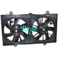 Quality Auto Parts Nissan SENTRA Radiator Cooling Fan Assembly , Automotive Cooling Fans wholesale