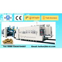 Quality XT-920  2000mm High Speed Automatic Carton Box Production Line with Folder Gluer Inline wholesale