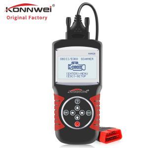 China Auto Konnwei Car Diagnostic Scanner 2.8 Inch TFT Screen  2 Years Warranty on sale
