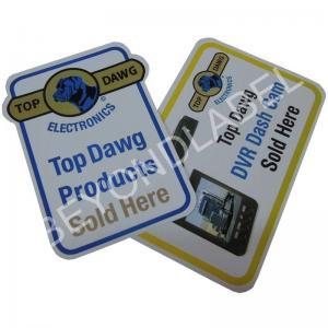 Quality Printing Custom Vinyl Die Cut Labels UV Resistant Waterproof Adhesive Sticker wholesale