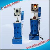 JC Mini Electric Copper Aluminum Scrap Melting Furnace