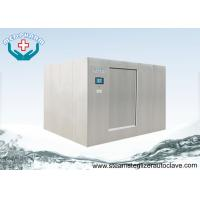 Quality Hospital Sterilization Equipment 800 Liters CSSD Sterilizer With Water Ring Vacuum Pump wholesale