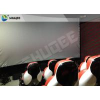 Cheap Medium Interactive 9D Cinema System Electric 9D Simulator With 30 Motion 9D for sale